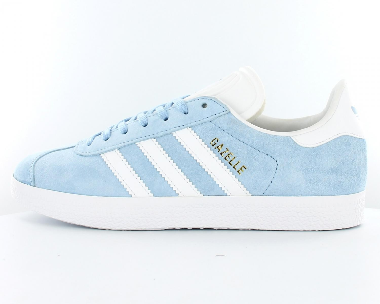 adidas gazelle bleu marine et bleu ciel