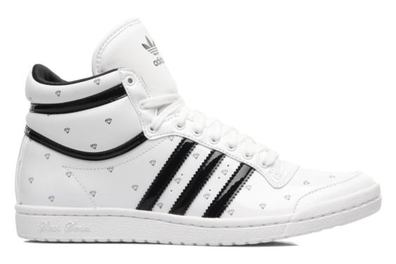adidas top ten hi sleek w