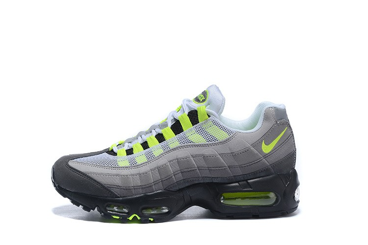 separation shoes price reduced exquisite design air max 95 gris fluo