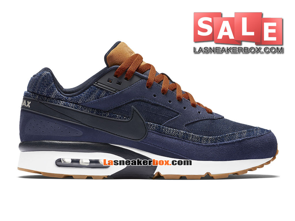 air max bw premium denim pas cher