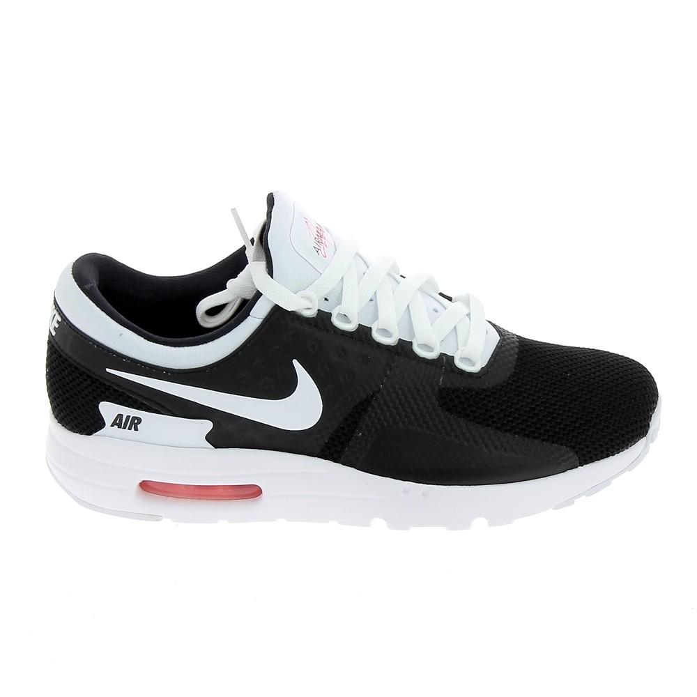 online store 9fc48 6a568 air max zero blanc et noir